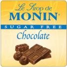 Monin *Sugar-Free* Chocolate Syrup 750ml