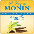 Monin *Sugar-Free* Vanilla Syrup 750ml