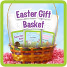 Easter Basket Gift Set
