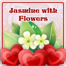 Jasmine with Flowers Tea (1/2 Lb Bag)