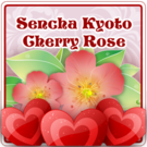 Sencha Kyoto Cherry Rose (1/2 Lb Bag)