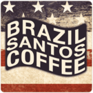 Patriotic Brazil Santos Coffee (1lb Bag)