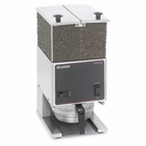 BUNN Low Profile Portion Control Grinder with 1 or 2 Hoppers