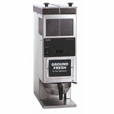 BUNN Portion Control Grinder with 1 or 2 Hoppers