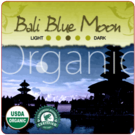 Organic Bali Blue Moon Coffee (1lb Bag)