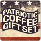 Patriotic Flavored Coffee Gift Set