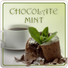 Chocolate Mint Flavored Coffee (5lb Bag)