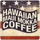 Patriotic Hawaiian Maui Mokka Coffee