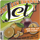 Jet Mandarin Orange Passion Fruit Smoothie (64oz)