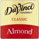 DaVinci Almond Syrup 750ml