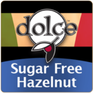 Dolce Sugar-Free Hazelnut Syrup 750ml