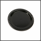 Warmer dish, black-45 hl