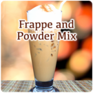 Frappe, Latte, & Powder Mixes