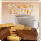 Bourbon Truffle Flavored Coffee (1lb Bag)