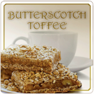 Butterscotch Toffee Flavored Decaf Coffee (1lb Bag)