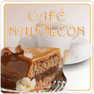 Caf� Napoleon Flavored Decaf Coffee (1lb Bag)