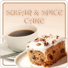 Sugar & Spice Cake Flavored Coffee (1lb Bag)