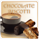 Chocolate-Dipped Almond Biscotti Flavored Decaf Coffee (1lb Bag)