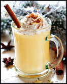 Eggnog Coffee Creation