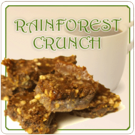 Rainforest Crunch Flavored Coffee (1lb Bag)