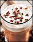 Iced White Chocolate Macadamia Latte