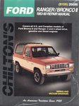 Ford Ranger, Bronco II - Chilton Repair Manual