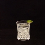 Cut Crystal Acrylic Tumbler - 10 Oz.