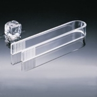 Acrylic Plastic Bar, Cocktail & Ice Bucket Tongs