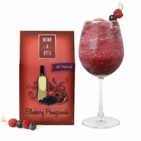 Wine-A-Rita Blueberry Pomegranate