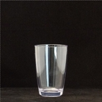 Clarus Prism BPA-Free Unbreakable Plastic Juice Glass - 10 Oz.