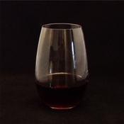 Flight Stemless Unbreakable Polycarbonate Plastic Wine Glass - 29 Oz.
