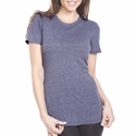 Next Level Women's T-Shirt: Tri-Blend Crewneck (6710)