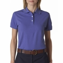 IZOD Women's Polo Shirt: Silk Wash Pique (13Z0063)