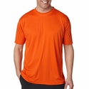 UltraClub Men's T-Shirt: Cool-N-Dry Sport Performance Interlock Crew (8420)