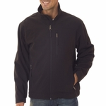 Weatherproof Men's Jacket: Full-Zip Soft Shell (6500)
