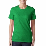 Anvil Women's T-Shirt: 4.8 oz. 50/50 Organic Cotton in Conversion Blend (458A)