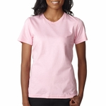 Anvil Women's T-Shirt: 100% Cotton Short-Sleeve Semi-Contoured (880)