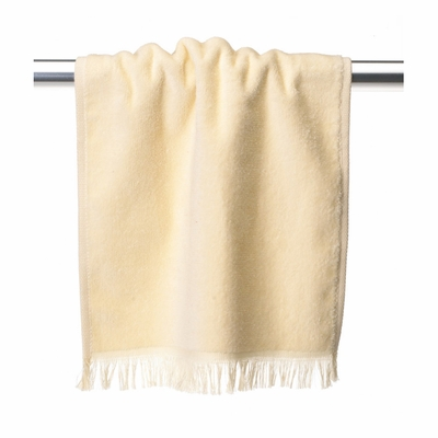 Towels Plus Fingertip Towel: 100% Cotton Fringed (T600)