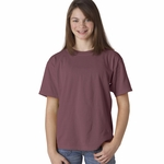 Comfort Colors Youth T-Shirt: 100% Cotton Heavyweight Short-Sleeve (C9018)