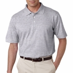 UltraClub Men's Polo Shirt: Cool-N-Dry 60/40 (8435)