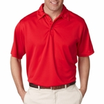 UltraClub Men's Polo Shirt: Cool-N-Dry Elite Interlock Performance (8410)
