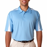 UltraClub Men's Polo Shirt: Cool-N-Dry Moisture-Management (8408)