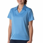 UltraClub Women's Polo Shirt: Cool-N-Dry (8407)