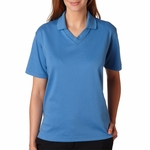 UltraClub Women's Polo Shirt: Cool-N-Dry 60/40 (8436)