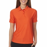 UltraClub Women's Polo Shirt: Cool-N-Dry Elite Performance (8414)
