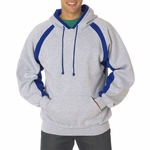 Badger Sport Men's Sweatshirt: Hook Hood Fleece (1262)
