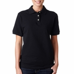 Anvil Women's Polo Shirt: 100% Cotton Pique (8680A)