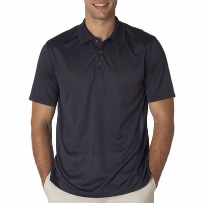 IZOD Men's Polo Shirt: Cool FX Performance Pinstripe (Z0064)