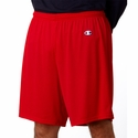 Champion Men's Shorts: Long Poly-Mesh (8731)