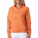 Comfort Colors Women's Sweatshirt: Hooded (C1595)